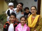Hasan's family