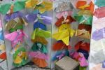 チョゴリの折り紙♪ チョゴリって可愛いよねー(´∀`)