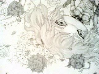 薔薇散らし