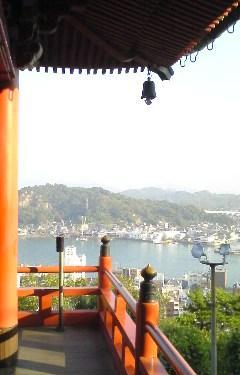 尾道_お寺から