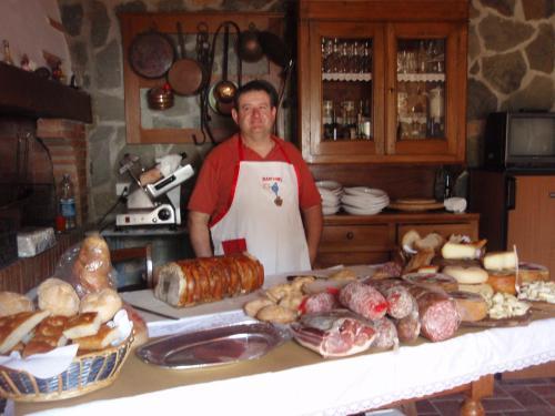Piazzaの肉屋さん