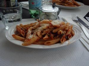 Bar pasta