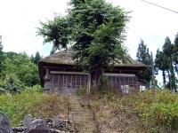 小国町八王子地蔵堂