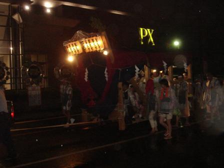 鉾神社祭礼1