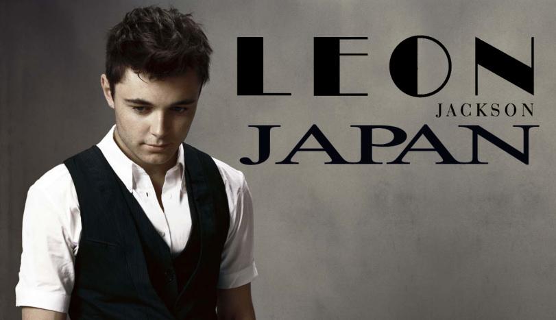 Leon Jackson Japan