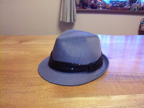 新帽子 20100630