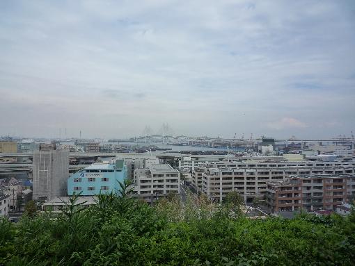 港の見える丘公園1
