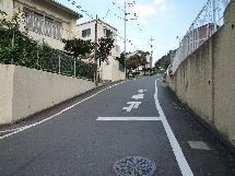 本町田の激坂