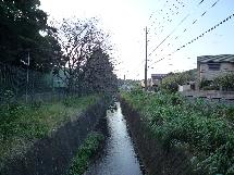 本町田付近