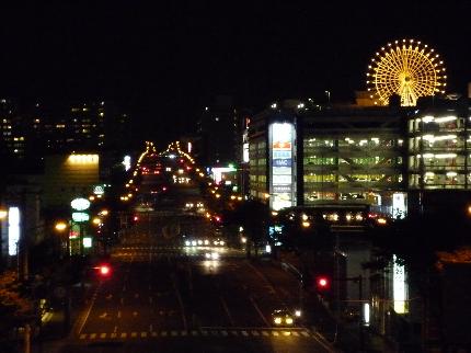 桜山歩道橋