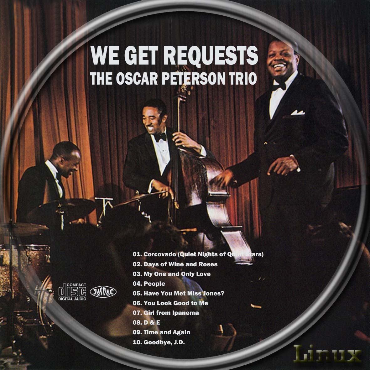Oscar Peterson Trio The Trio The Sound Of The Trio