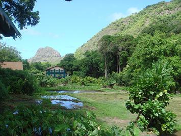 カハクロア村