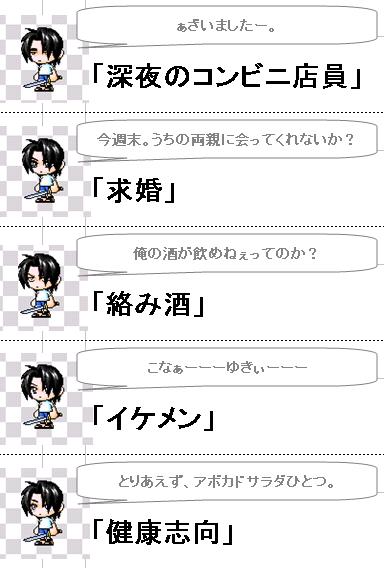 顔リスト5