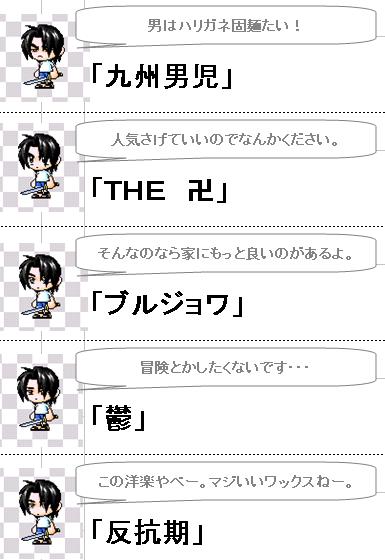 顔リスト1