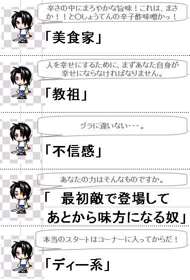 顔リスト7