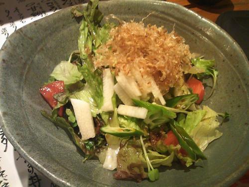 オクラ長芋サラダ