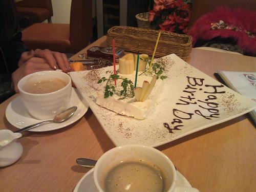 カノジョ'sケーキ