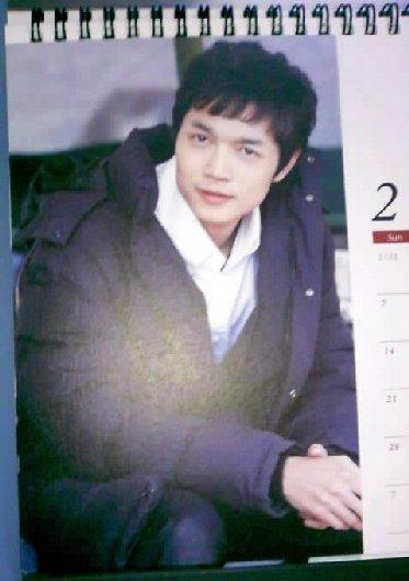 2010ソ・ドヨンカレンダー2月