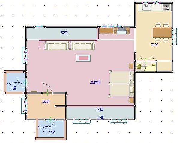 春ワルハウス 004-600