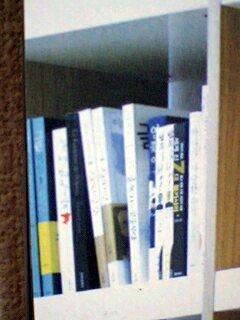 ソ・ドヨン自宅書斎一番左上から2段目