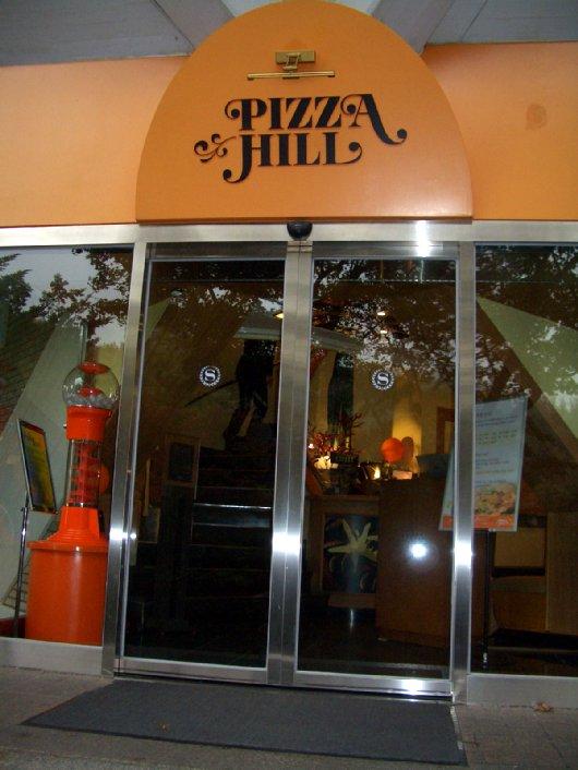 15ホテル直営のイタリアンレストランお店の入口