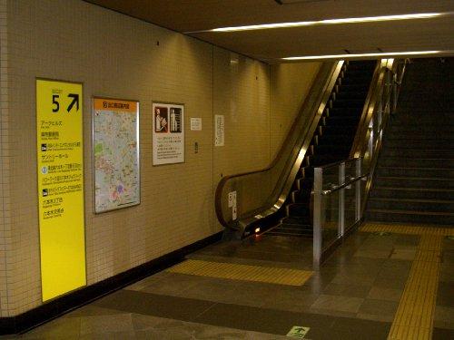 1地下鉄六本木駅4
