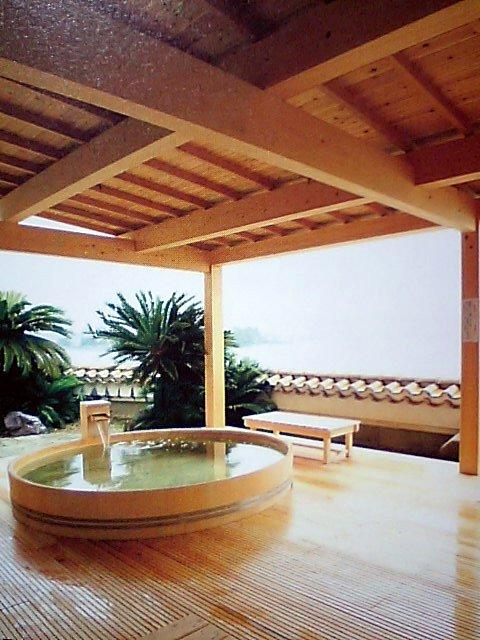 浜名湖レイクサイドプラザ露天風呂