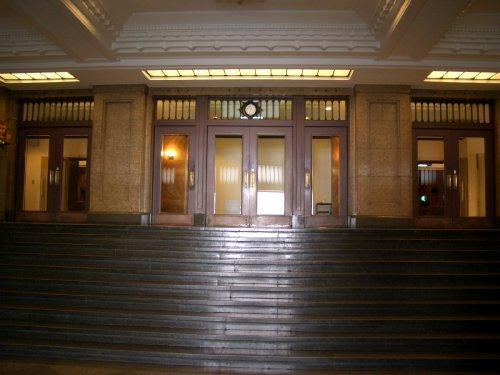 12.大ホール入り口