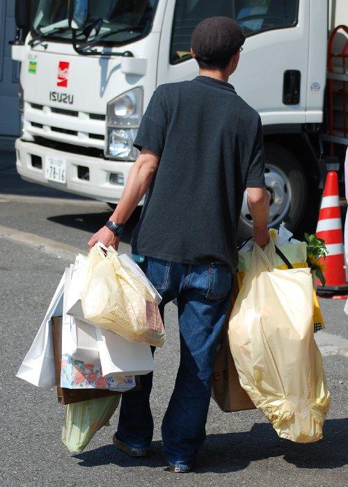 20100604羽田プレゼント