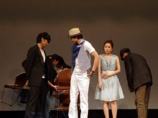 チングBさま「チョルラの詩」大阪2回目1