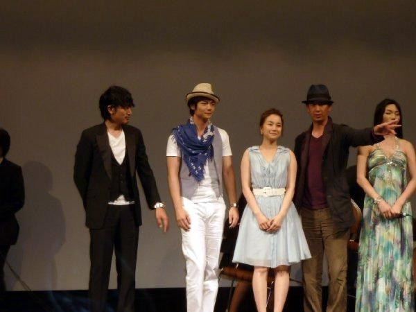チングBさま「チョルラの詩」大阪2回目2