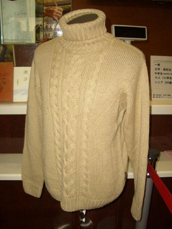 ヒョンスのセーター