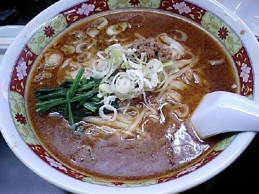 中国手打拉麺馬賊のタンタン麺-530