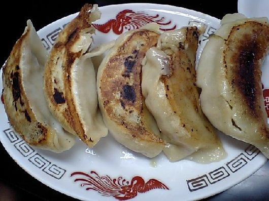 中国手打ち拉麺馬賊の餃子-530