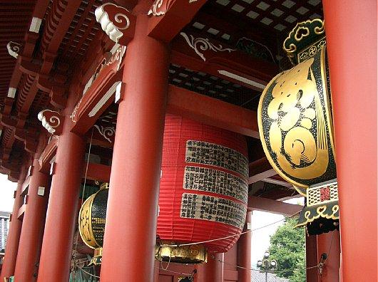9浅草寺宝蔵門