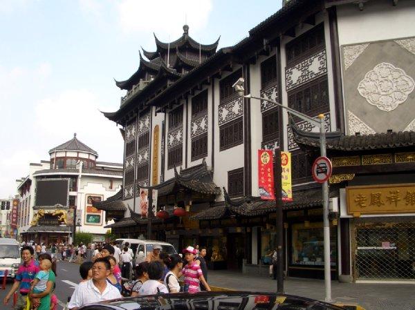 豫園老街1