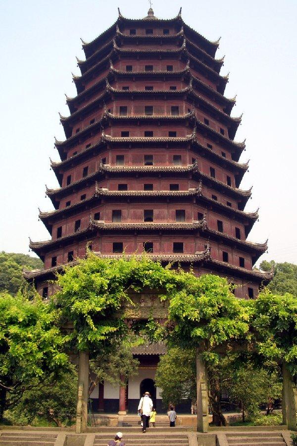 杭州01六和塔1