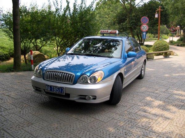 杭州10杭州のタクシー