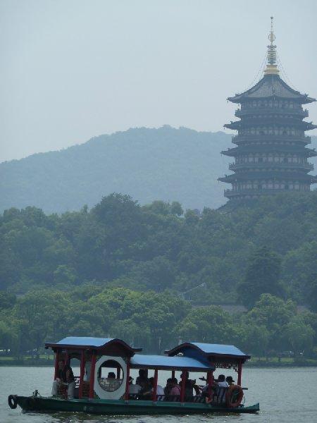 杭州12西湖遊覧2