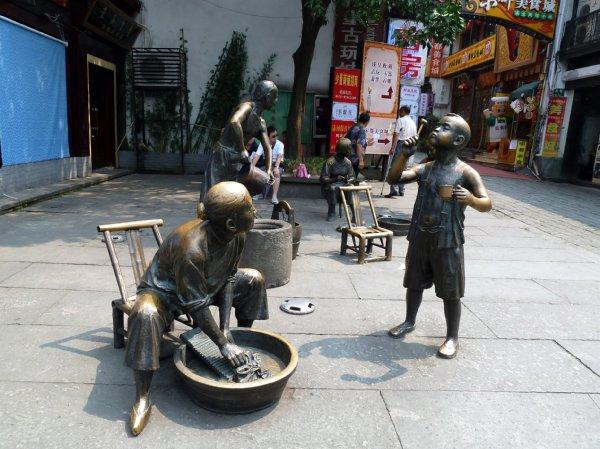 杭州26河坊街