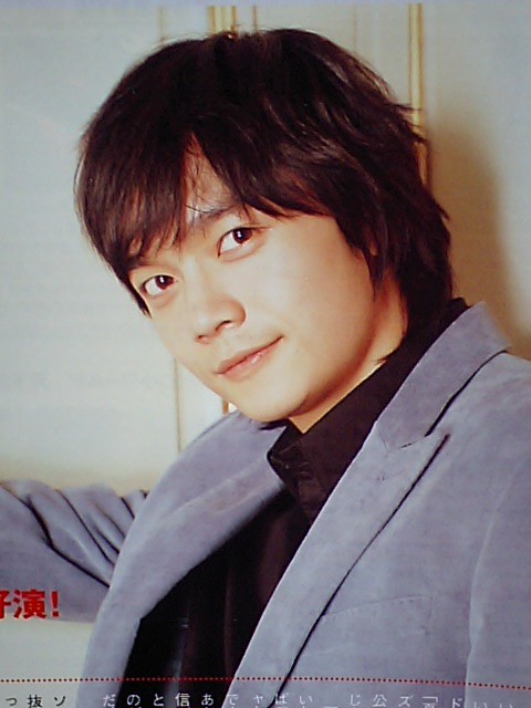 月刊TVnavi2007年5月号1