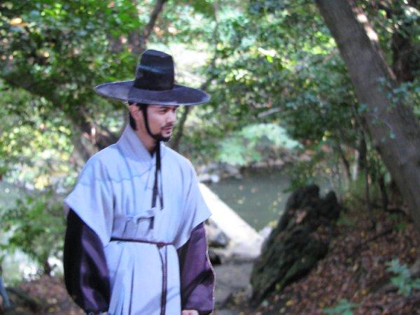 はぴさまの割り箸王子三四郎池のベッキョル-600