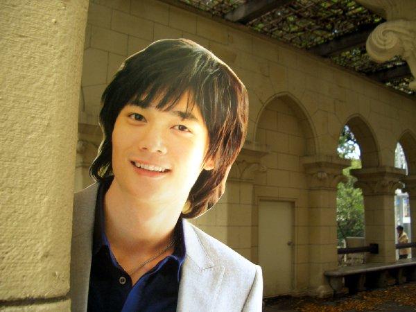 割り箸王子at東大赤門6