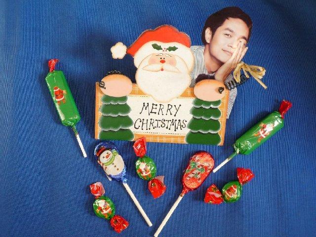 割り箸王子クリスマスPansyさま-640
