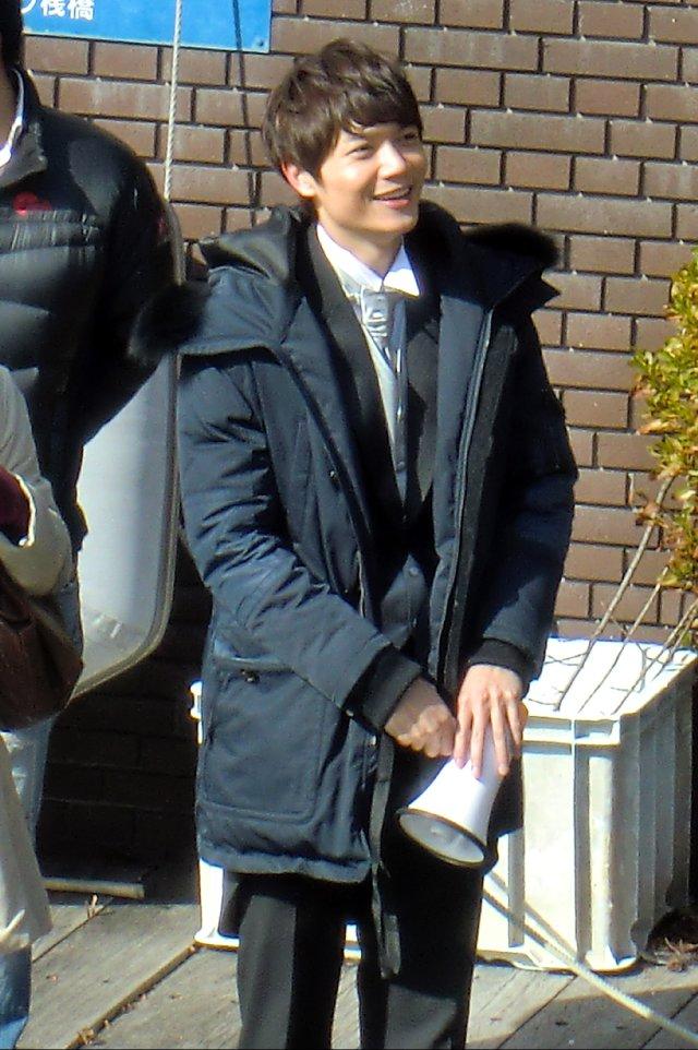 DVD撮影ツアー花音さまカナルボート1