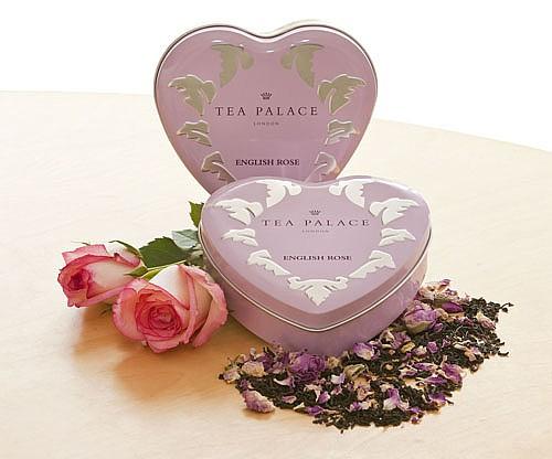Tea Palace English Rose