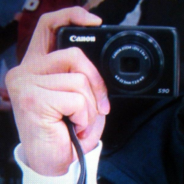 モバイル画像のカメラ反転