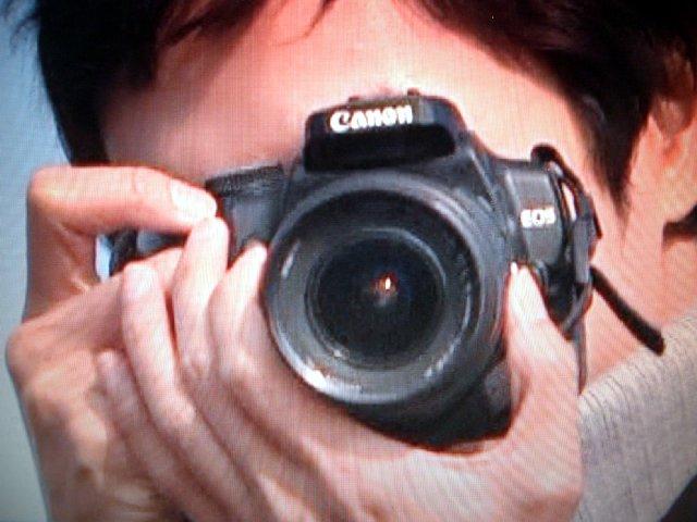 チョルラの詩メイキングドヨン王子のカメラ5