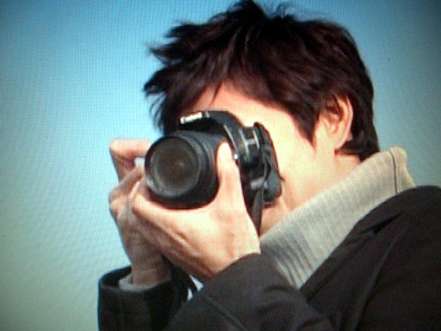 チョルラの詩メイキングドヨン王子のカメラ4
