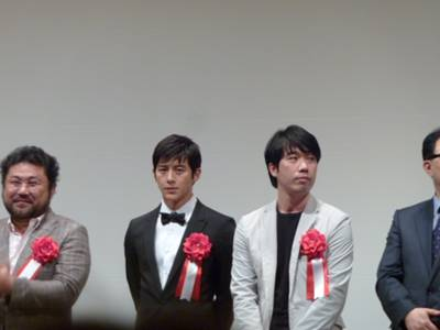 別府八湯日韓次世代映画祭チングBさまレポート3